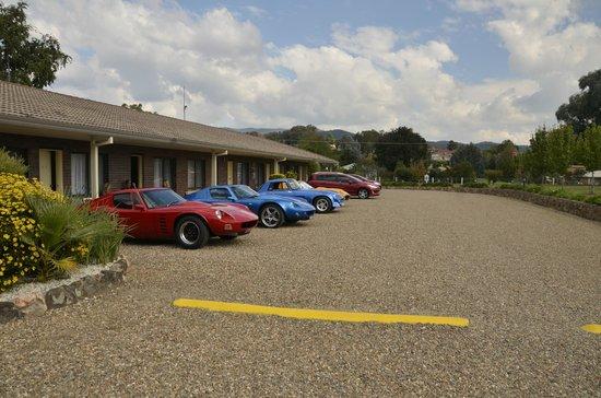 Tumut Valley Motel : Good Location