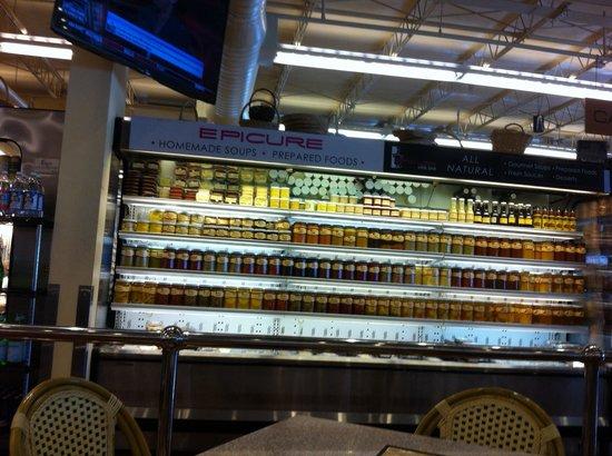 Epicure Gourmet Cafe: Para levar pra casa
