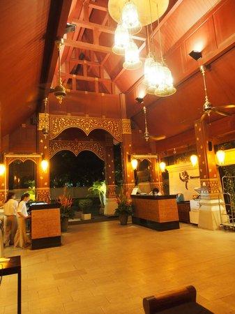 Burasari Resort: Reception