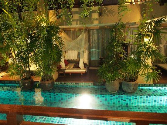 Burasari Resort: Pool access room