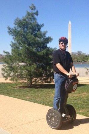 City Segway Tours of Washington, DC: Segway monuments tour