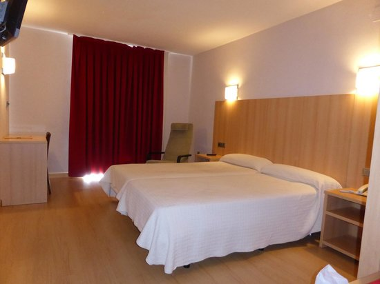 Hotel del Vino: Habitación 204