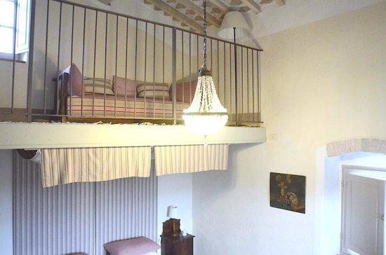 La Grencaia Bed & Breakfast: Suite La Torre