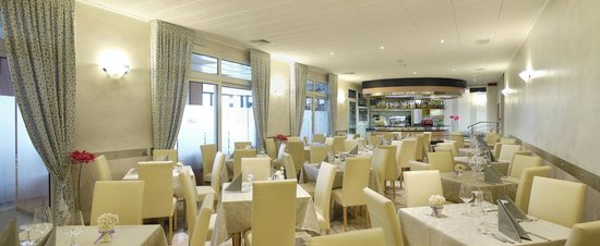 Hotel Storione: Sala ristorante Hotel