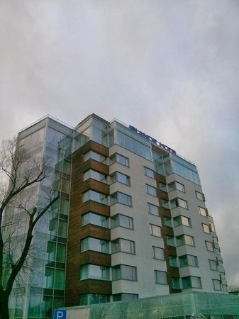 Islande Hotel: Здание отеля