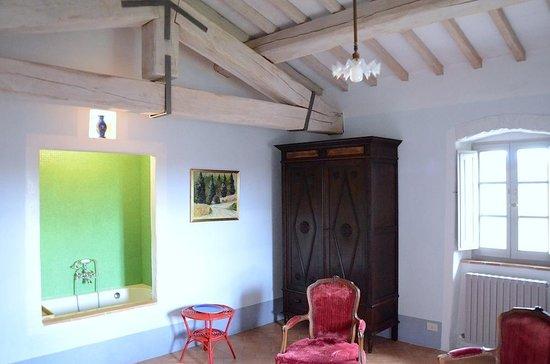 La Grencaia Bed & Breakfast: Suite La Capriata