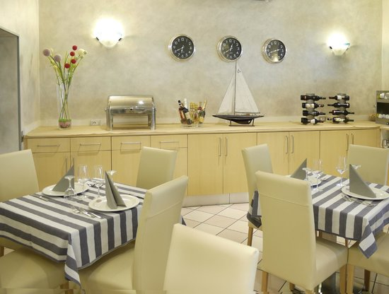Hotel Storione: Sala ristorazione