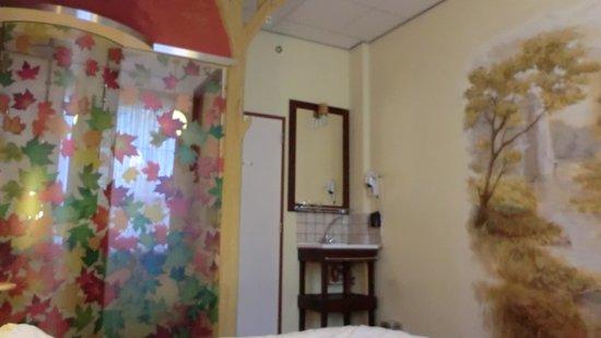 Hotel de Plataan: 客室
