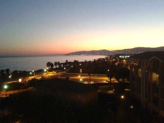 Mercure Thalassa Port Frejus : Vu côté mer 31 décembre