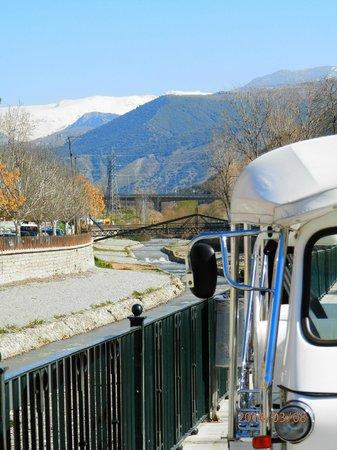 Autotak Granada: Paseo de la Bicha, Granada.
