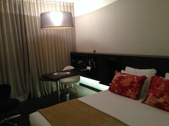Inspira Santa Marta Hotel : van alle gemakken voorzien