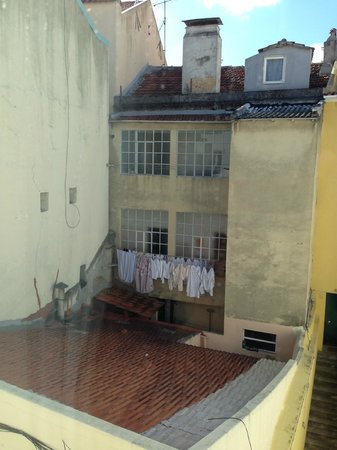 Inspira Santa Marta Hotel: uitzicht