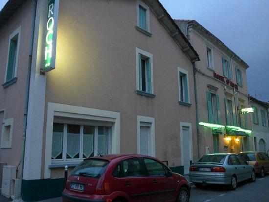 Hotel Saint Roch: 外観