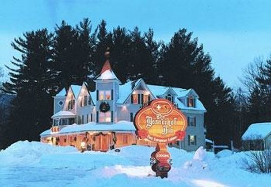 Bernerhof Inn Bed and Breakfast: Four Season fun and romance!