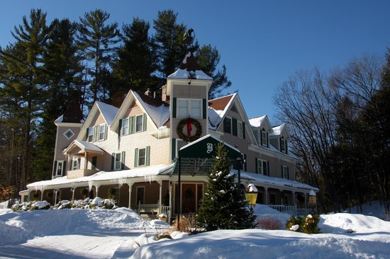 Bernerhof Inn Bed and Breakfast: Come relax in The White Mountains