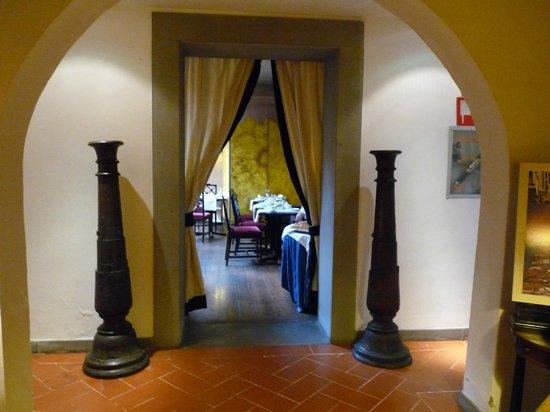 Hotel Cellai: Salle du Déjeuner