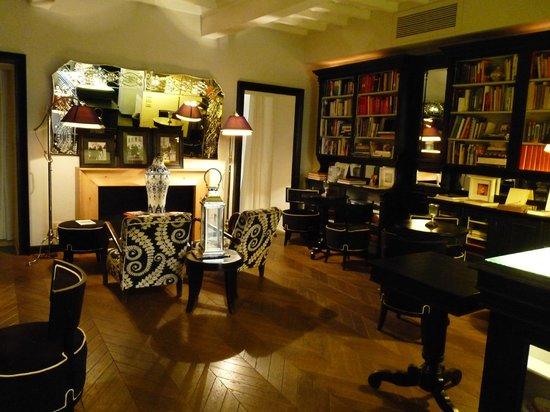 Hotel Cellai: Salon