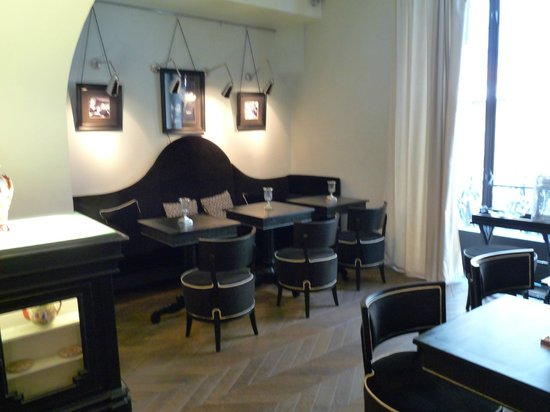 Hotel Cellai: Bar avec salon