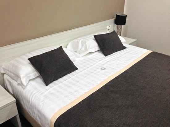 Stelle Hotel: letti comodi