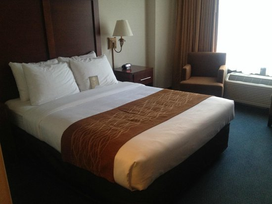 Comfort Inn by the Bay: Spacious Room #1004