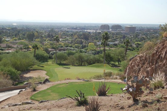 The Phoenician, Scottsdale : golf course