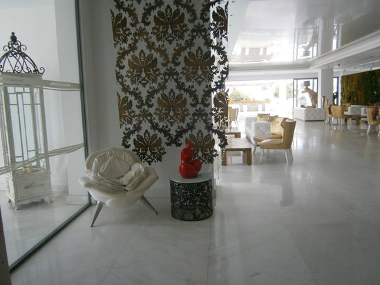 Diamond Deluxe Hotel & SPA - Adults Only: Reception and Lobby