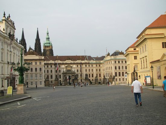 Château de Prague : Prague Castle.
