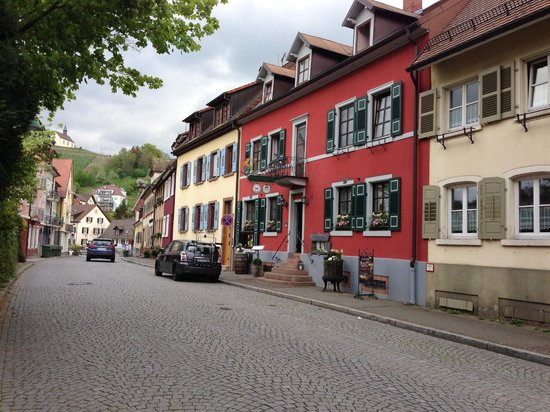 street view of hotel picture of gasthof hirsch gengenbach tripadvisor. Black Bedroom Furniture Sets. Home Design Ideas