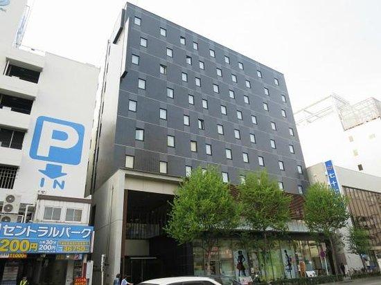 Comfort Hotel Sendai West : 外観