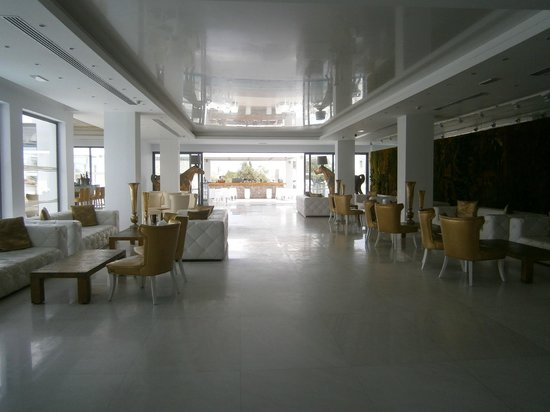 Diamond Deluxe Hotel & SPA - Adults Only: Reception/ Bar/ Lobby