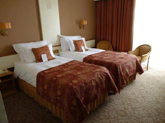 Corinthia Palace Hotel: La camera