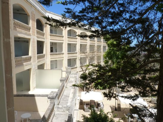 Corinthia Palace Hotel & Spa: L'albergo