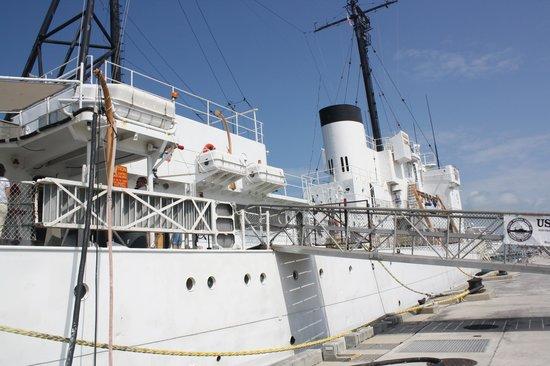U.S. Coast Guard Cutter Ingham Maritime Museum: Ingham