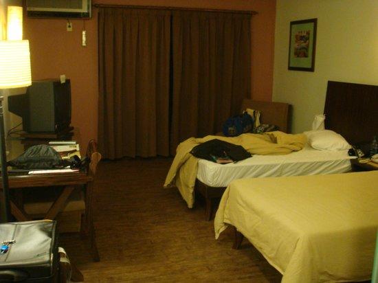 Guam Plaza Hotel: グアムプラザ部屋です