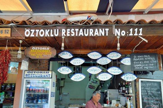 Oztoklu Restaurant : Other useful stuff