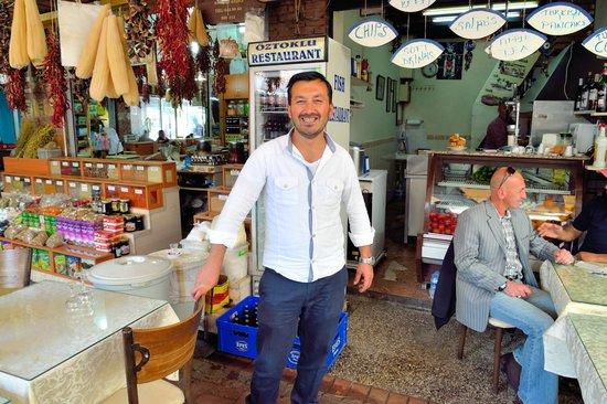 Oztoklu Restaurant : Yelcin (Yelchin) the Son