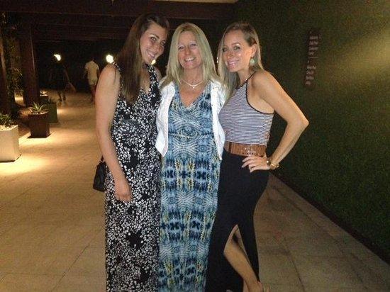 Riviera Palm Springs Resort: Girls weekend