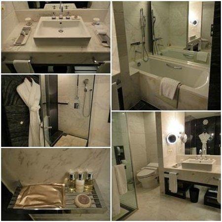 Lotte Hotel Seoul: バスルーム