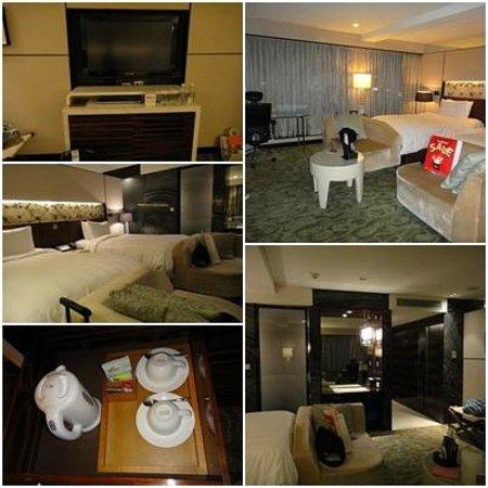 Lotte Hotel Seoul: 室内