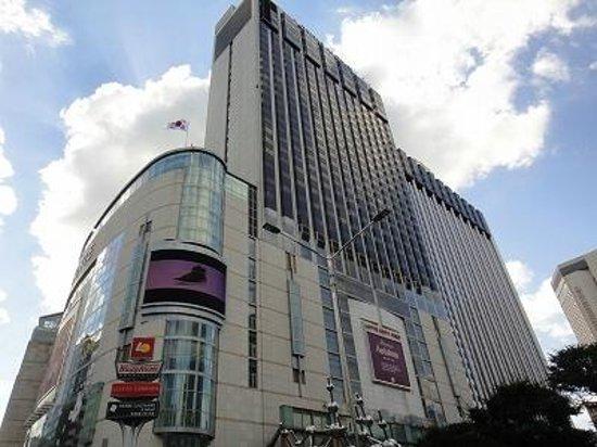 Lotte Hotel Seoul: 外観