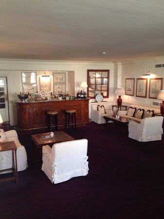 Hotel Lungarno: Bar da recepção