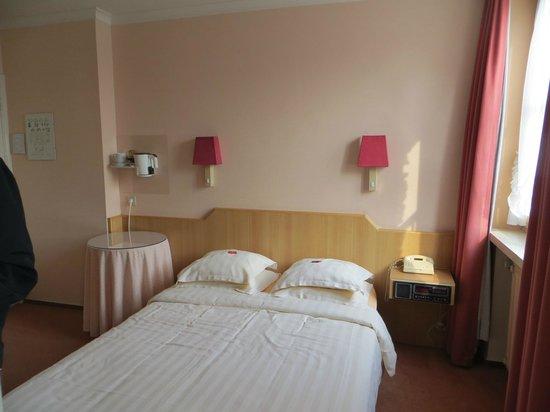 Bryghia Hotel: Chambre