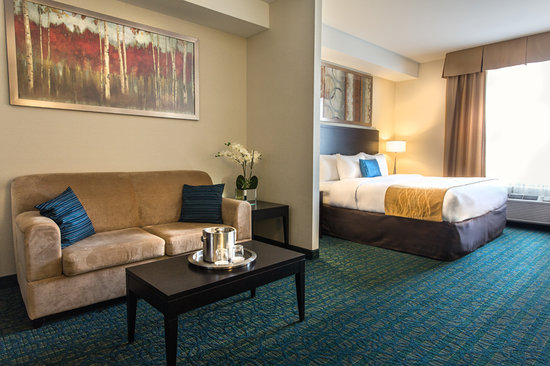 Comfort Hotel Bayer's Lake : Executive Suite