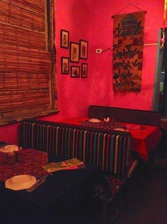 Guadalupe Bar e Restaurante Mexicano: inside decoration
