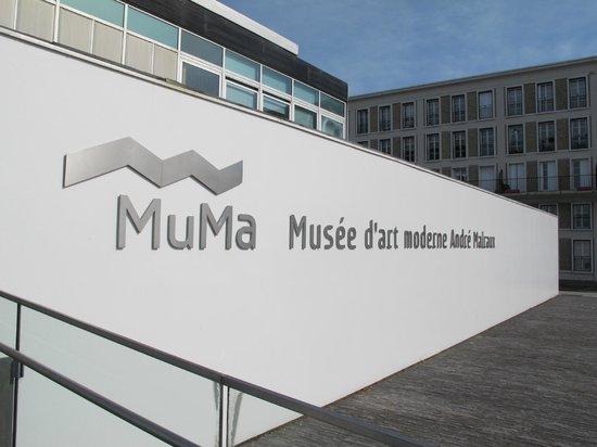 MuMa Musée d'art moderne André Malraux : Esterno