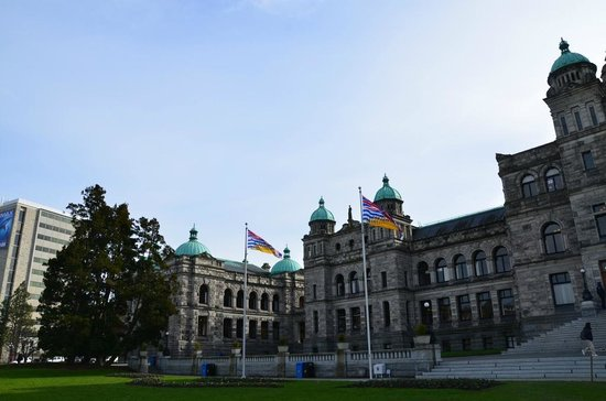 British Columbia Parliament Buildings: 44