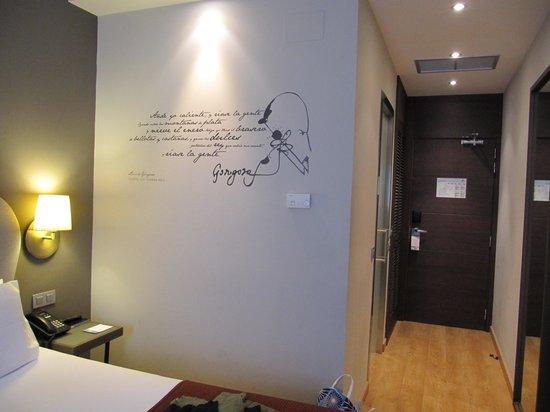 Eurostars Patios de Córdoba: Bedroom