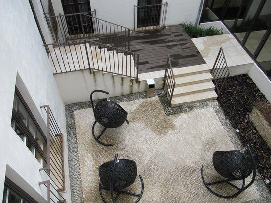 Eurostars Patios de Córdoba: courtyard