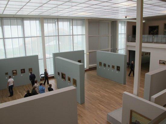 MuMa Musée d'art moderne André Malraux : Interno