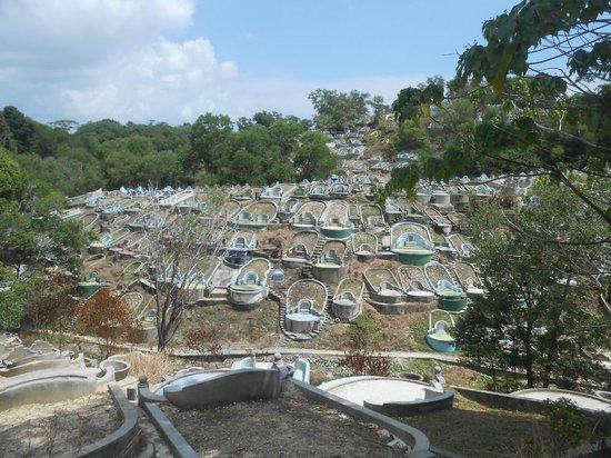 Japanese Cemetery: nearbye